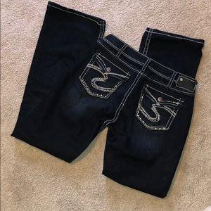 Silvers women's jeans